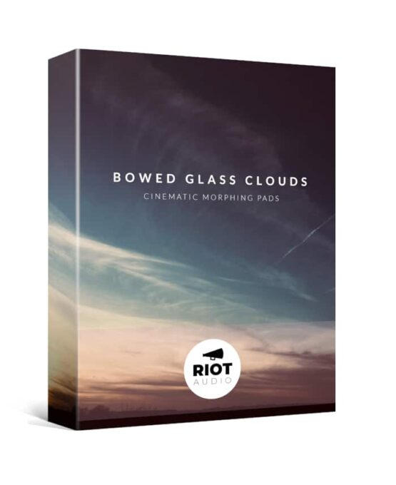 Bowed Glass Clouds | Cinematic Morphing Pads