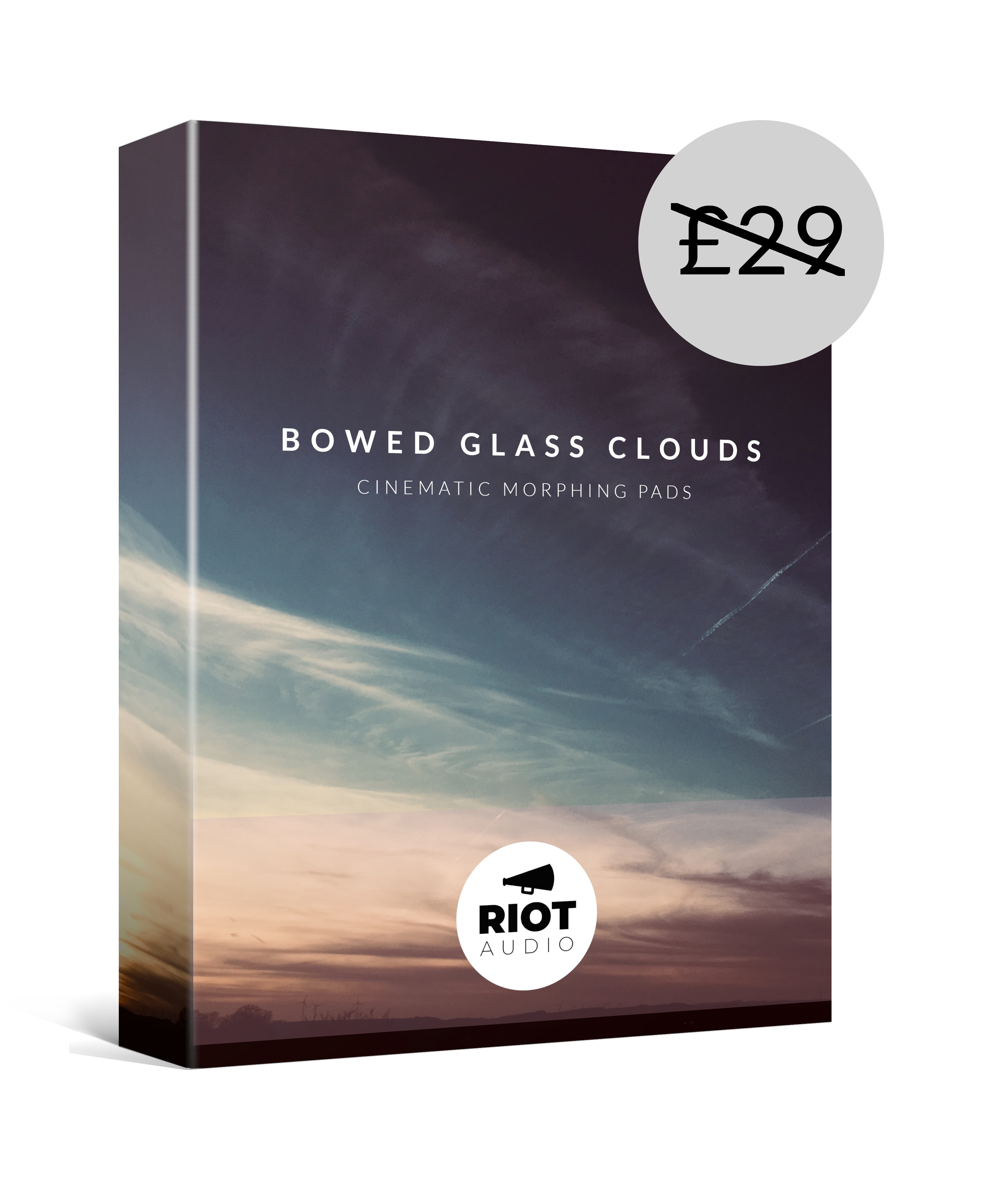 Bowed Glass Clouds | Cinematic Morphing Pads for Kontakt 5 | Free until July 31st