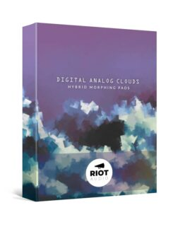 DIGITAL ANALOG CLOUDS | Hybrid Morphing Pads