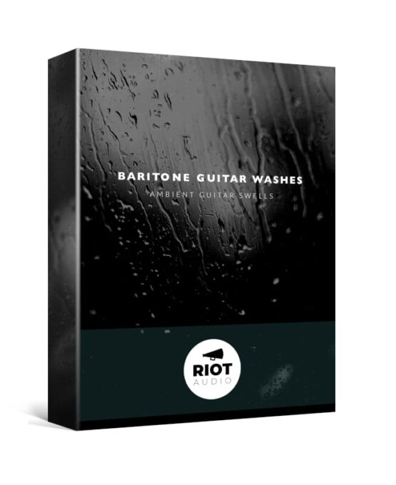 Baritone Guitar Washes | Ambient Guitar Swells